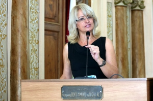Plenário aprova projeto de Noemia Rocha que prevê notificação sigilosa de casos, na rede de saúde, envolvendo grávidas usuárias de crack. (Foto – Chico Camargo/CMC)