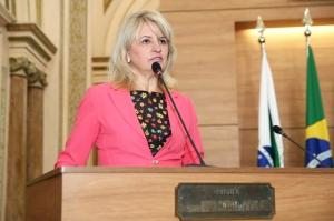 Noemia Rocha, presidente da Comissão