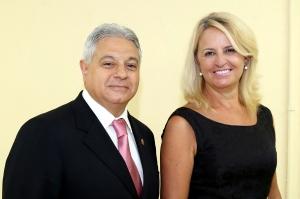 Paulo Salamuni foi escolhido para a presidência da Comissão de Meio Ambiente. Noemia Rocha é a vice. (Foto – Andressa Katriny/CMC)