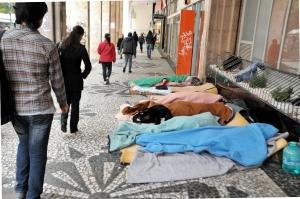 Informações sobre o atendimento da FAS aos moradores de rua serão solicitadas ao Executivo pela Câmara de Curitiba. (Foto: Chico Camargo/CMC)