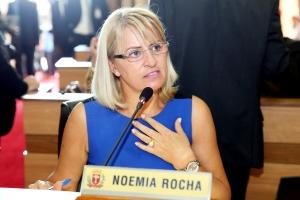 Noemia Rocha, presidente da Comissão de Saúde, convidou os demais vereadores para participarem das diligências desta quinta no Hospital Pequeno Príncipe.