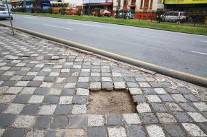 Aprovada emenda de Noemia Rocha, que prevê ações de conscientização da população quanto à importância das calçadas e da acessibilidade. (Foto: Andressa Katriny/CMC)