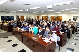 Participaram do evento representantes de diversas outras igrejas, como Menonita, Luterana, Batista e Quadrangular. (Foto: Chico Camargo/CMC)